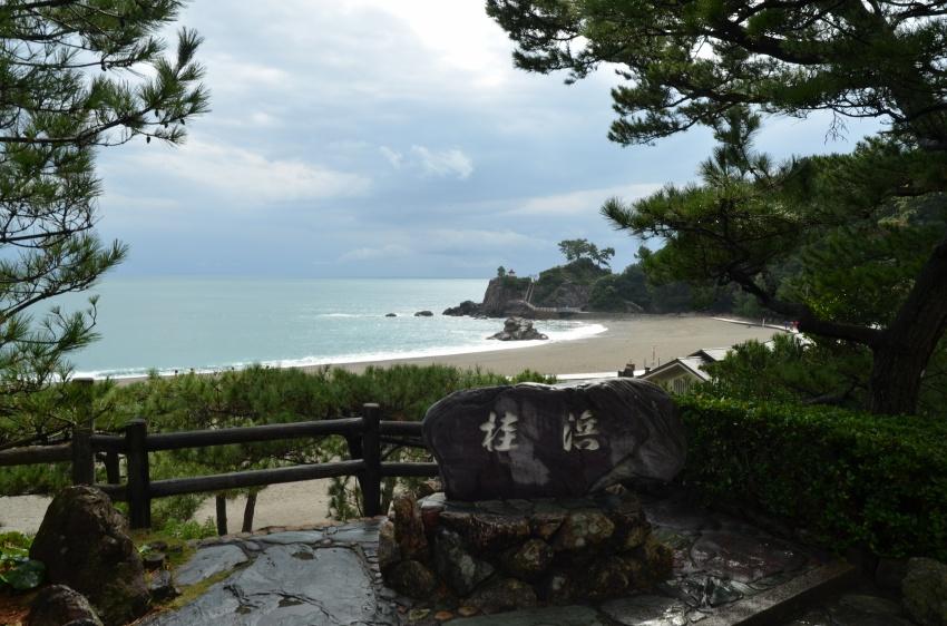 四国旅行(高知桂浜)