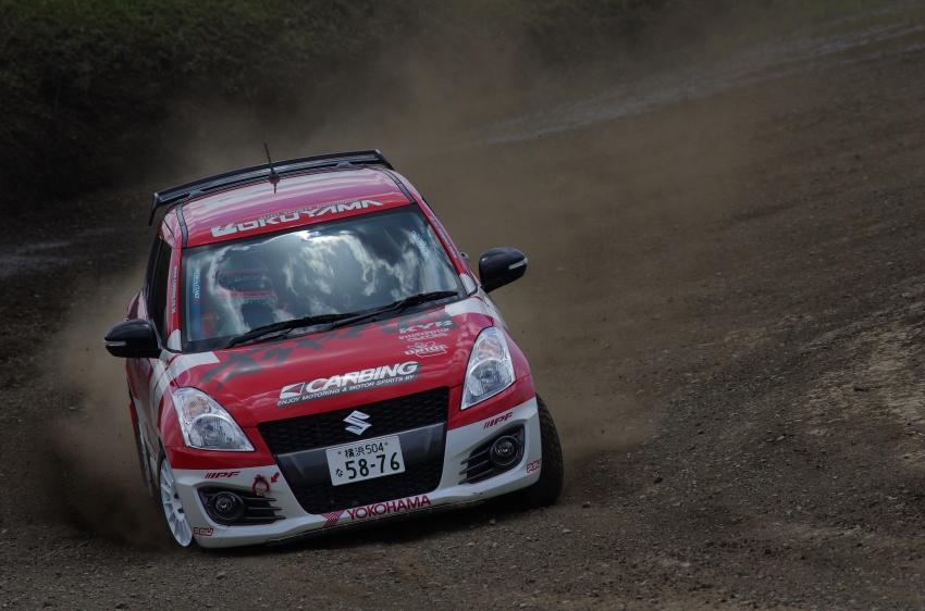 2013 JAF 全日本ダートトライアル選手権 第2戦