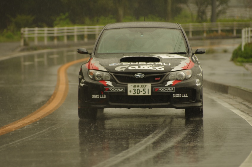 JAF 全日本ラリー選手権 第1戦 ツール・ド・九州 2014 in 唐津