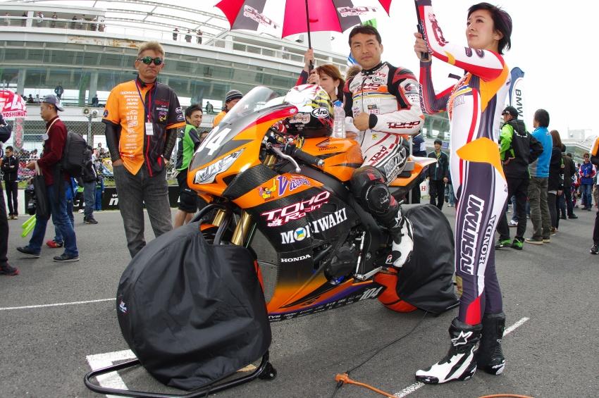 KYUSHU MOTORCYCLE FESTA 2014