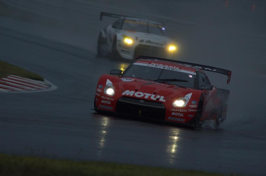 2012 SUPER GT IN KYUSHU 300KM