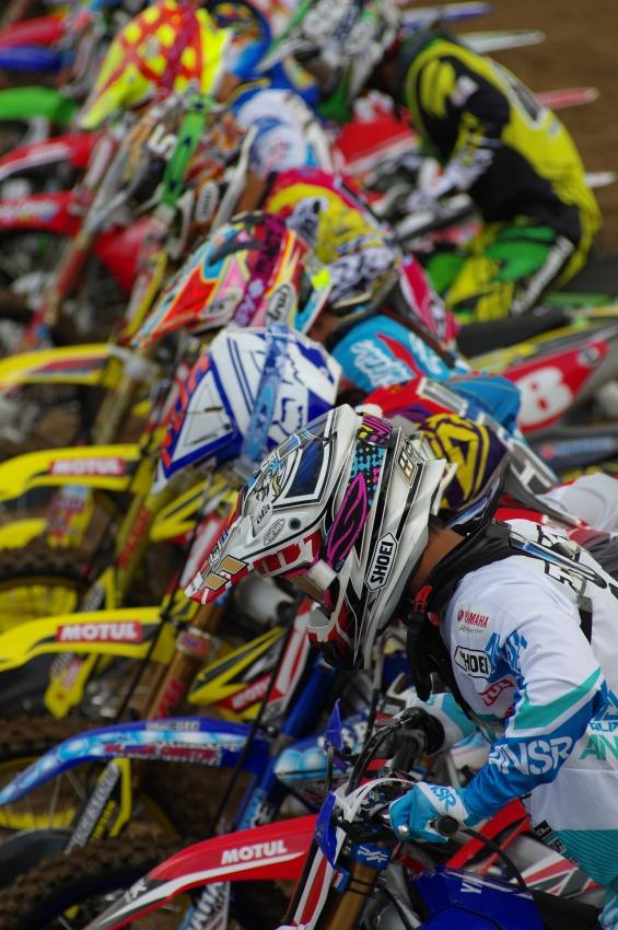 2014 全日本モトクロス選手権シリーズ 第1戦 九州大会