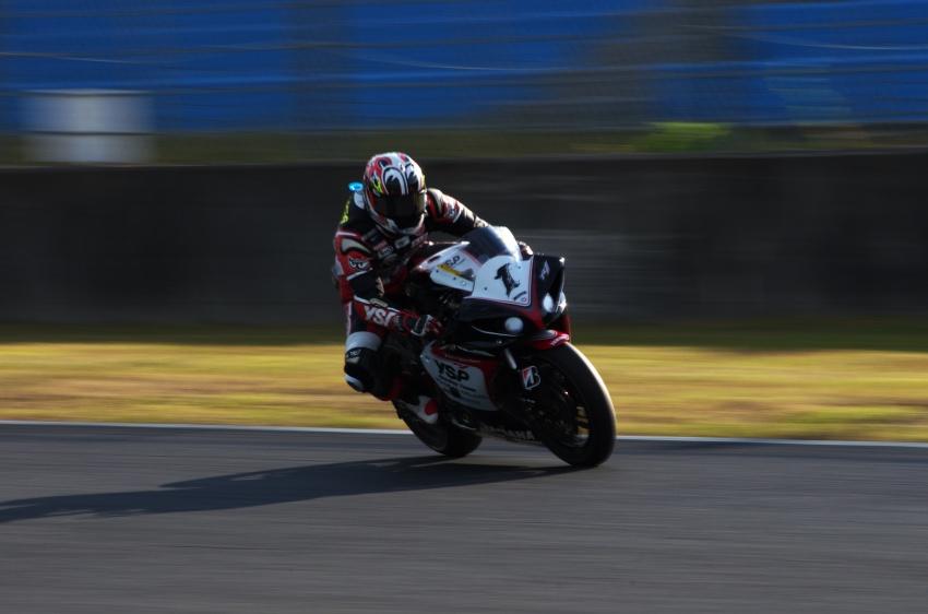 SUPER BIKE RACE in OKAYAMA 2013
