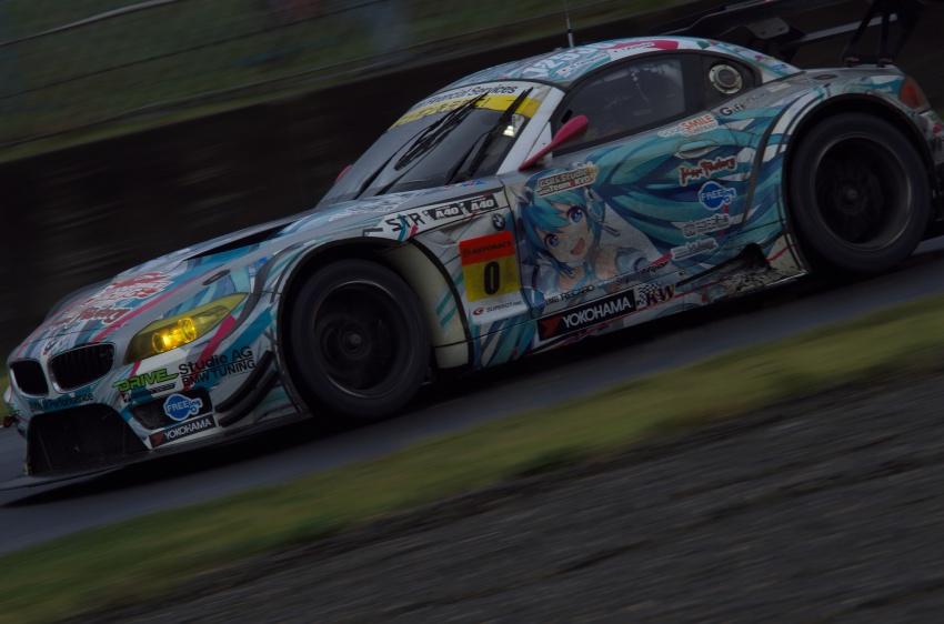 2012 SUPER GT IN KYUSYU 300KM