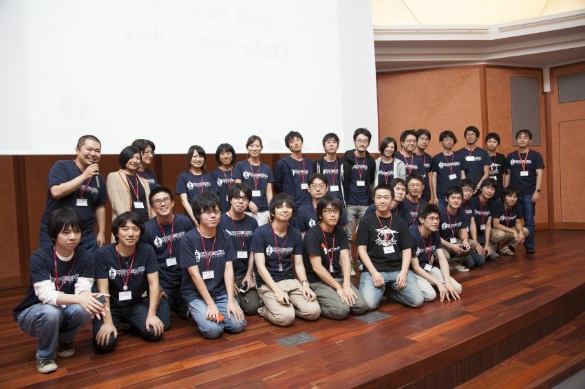 Yapc staff