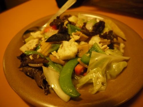 ニャニョの野菜炒め