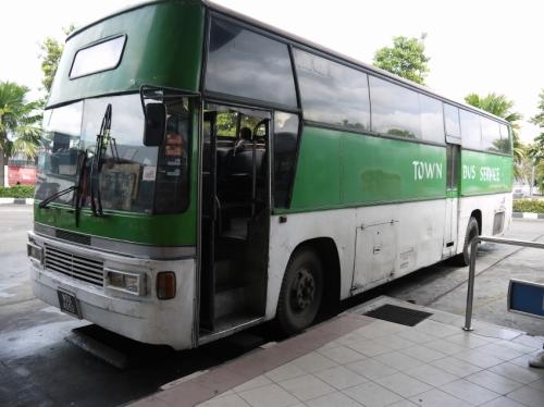 マラッカ市内バス