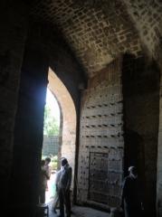 フォートの門