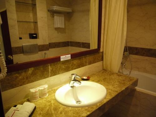 ハッピーホテル バスルーム