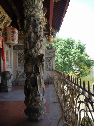 クー・コンシの柱