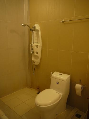 トイレははいっちゃ嫌!