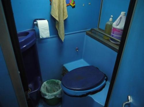 VIPなトイレ