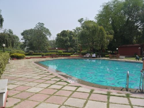 インドのプール