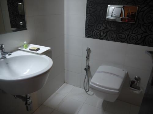 デリープライド トイレ