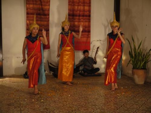 宮廷の踊り