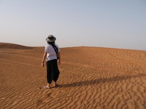 砂漠とよしたけ
