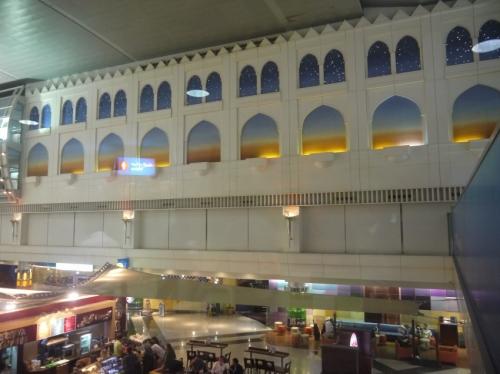 ドバイの空港2