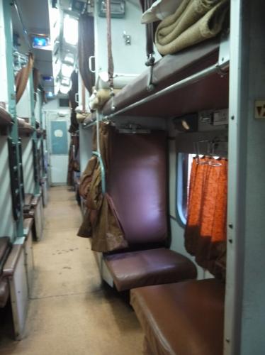 インド鉄道2A
